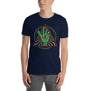 Short-Sleeve Unisex T-Shirt Aighard Navy S 3 9041020_496 Short-Sleeve Unisex T-Shirt