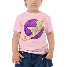 Load image into Gallery viewer, Toddler T-shirt Toddler T-shirt Aighard Pink 2T 5 3855418 Toddler T-shirt