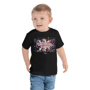 Toddler T-shirt Toddler T-shirt Aighard Black 2T 2 3978662 Toddler T-shirt