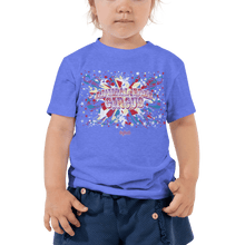 Load image into Gallery viewer, Toddler T-shirt Toddler T-shirt Aighard Heather Columbia Blue 2T 3 5126649 Toddler T-shirt