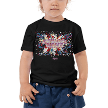 Load image into Gallery viewer, Toddler T-shirt Toddler T-shirt Aighard Black 2T 1 3978662 Toddler T-shirt
