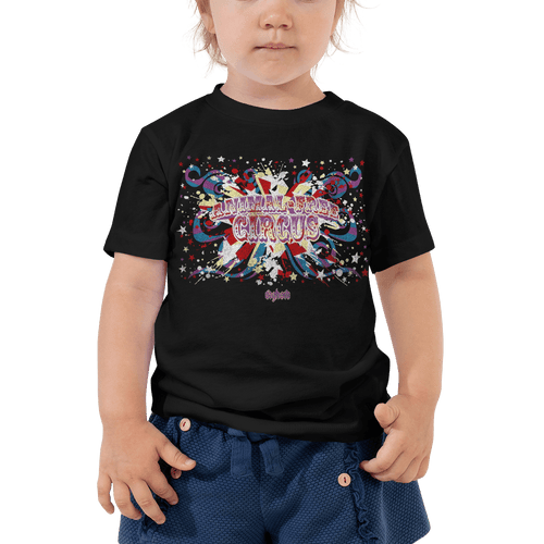 Toddler T-shirt Toddler T-shirt Aighard Black 2T 1 3978662 Toddler T-shirt