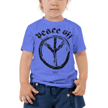 Load image into Gallery viewer, Toddler T-shirt Toddler T-shirt Aighard Heather Columbia Blue 2T 3 8723490 Toddler T-shirt