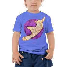 Load image into Gallery viewer, Toddler T-shirt Toddler T-shirt Aighard Heather Columbia Blue 2T 4 5949043 Toddler T-shirt