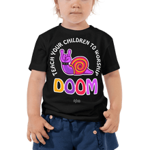 Load image into Gallery viewer, Toddler T-shirt Toddler T-shirt Aighard Black 2T 1 9370307 Toddler T-shirt