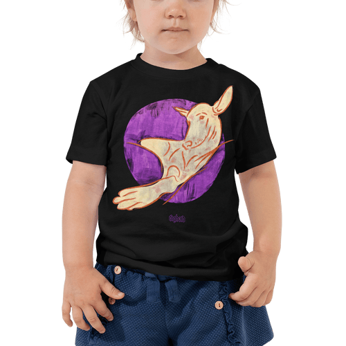 Toddler T-shirt Toddler T-shirt Aighard Black 2T 1 2087493 Toddler T-shirt