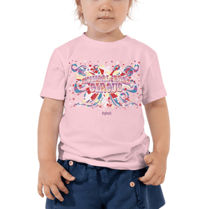 Toddler T-shirt Toddler T-shirt Aighard Pink 2T 4 9528908 Toddler T-shirt