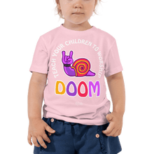Load image into Gallery viewer, Toddler T-shirt Toddler T-shirt Aighard Pink 2T 4 1117098 Toddler T-shirt