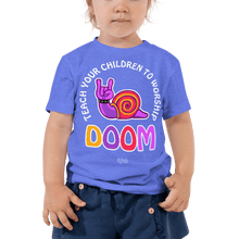 Load image into Gallery viewer, Toddler T-shirt Toddler T-shirt Aighard Heather Columbia Blue 2T 3 4556297 Toddler T-shirt