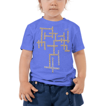 Load image into Gallery viewer, Toddler T-shirt Aighard Heather Columbia Blue 2T 3 9243040_10300 Toddler T-shirt