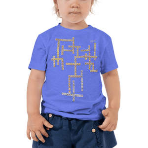 Toddler T-shirt Aighard Heather Columbia Blue 2T 3 9243040_10300 Toddler T-shirt