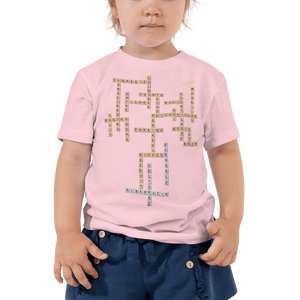 Toddler T-shirt Aighard Pink 2T 4 9243040_10304 Toddler T-shirt