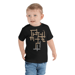 Toddler T-shirt Aighard Black 2T 2 9243040_9422 Toddler T-shirt