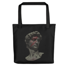 Load image into Gallery viewer, Tote Bag (2 Sides) Aighard Black 1 3594386_4533 Tote Bag (2 Sides)