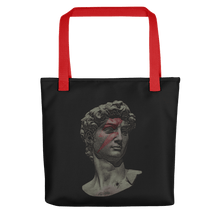 Load image into Gallery viewer, Tote Bag (2 Sides) Aighard Red 2 3594386_8904 Tote Bag (2 Sides)