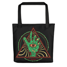 Load image into Gallery viewer, Tote Bag (2 Sides) Aighard Black 1 7965556_4533 Tote Bag (2 Sides)