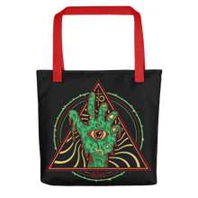 Load image into Gallery viewer, Tote Bag (2 Sides) Aighard Red 2 7965556_8904 Tote Bag (2 Sides)
