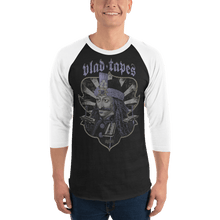 Load image into Gallery viewer, Unisex 3/4 Sleeve Raglan Shirt - AighardAighardAighardUnisex 3/4 Sleeve Raglan ShirtAighardAighard