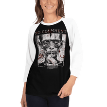 Load image into Gallery viewer, Unisex 3/4 Sleeve Raglan Shirt Unisex 3/4 Sleeve Raglan Shirt Aighard XS 2 7259916 Unisex 3/4 Sleeve Raglan Shirt