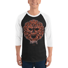 Load image into Gallery viewer, Unisex 3/4 Sleeve Raglan Shirt Aighard XS 1 3668159_8158 Unisex 3/4 Sleeve Raglan Shirt