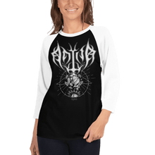 Load image into Gallery viewer, Unisex 3/4 Sleeve Raglan Shirt Aighard XS 2 6197120_8158 Unisex 3/4 Sleeve Raglan Shirt
