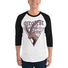 Load image into Gallery viewer, Unisex 3/4 Sleeve Raglan ShirtAighardAighard