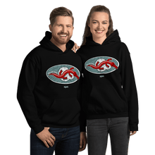 Load image into Gallery viewer, Unisex Hoodie Unisex Hoodie Aighard Black S 1 6887252 Unisex Hoodie