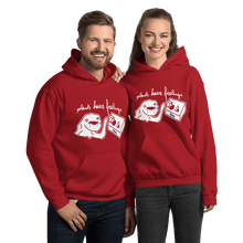 Load image into Gallery viewer, Unisex Hoodie Unisex Hoodie Aighard Red S 10 5247006 Unisex Hoodie