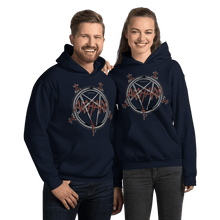Load image into Gallery viewer, Unisex Hoodie Unisex Hoodie Aighard Navy S 6 2529716 Unisex Hoodie