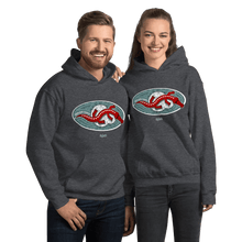 Load image into Gallery viewer, Unisex Hoodie Unisex Hoodie Aighard Dark Heather S 4 6487942 Unisex Hoodie