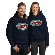 Load image into Gallery viewer, Unisex Hoodie Unisex Hoodie Aighard Navy S 5 1000529 Unisex Hoodie