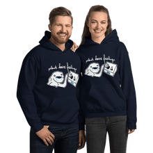 Load image into Gallery viewer, Unisex Hoodie Unisex Hoodie Aighard Navy S 5 6356243 Unisex Hoodie