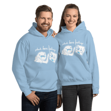 Load image into Gallery viewer, Unisex Hoodie Unisex Hoodie Aighard Light Blue S 9 8696917 Unisex Hoodie