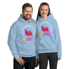 Load image into Gallery viewer, Unisex Hoodie Unisex Hoodie Aighard Light Blue S 10 8155407 Unisex Hoodie
