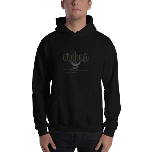 Unisex Hoodie (Front + Back) - AighardAighardAighardUnisex Hoodie (Front + Back)AighardAighard