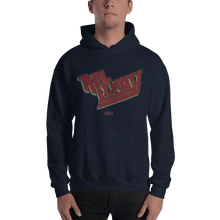 Load image into Gallery viewer, Unisex Hoodie (Front + Back) Unisex Hoodie Aighard Navy S 4 4455559_5594 Unisex Hoodie (Front + Back)