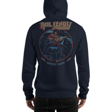 Load image into Gallery viewer, Unisex Hoodie (Front + Back) Unisex Hoodie Aighard Navy S 5 4455559_5594 Unisex Hoodie (Front + Back)