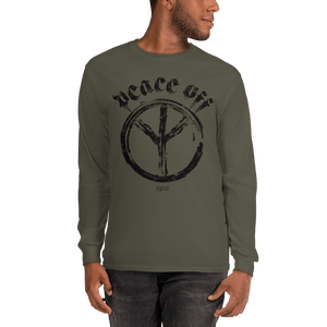 Unisex Long Sleeve Shirt Unisex Long Sleeve Shirt Aighard Military Green S 1 1289944 Unisex Long Sleeve Shirt
