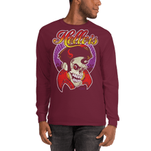 Load image into Gallery viewer, Unisex Long Sleeve Shirt Unisex Long Sleeve Shirt Aighard Maroon S 5 8264115 Unisex Long Sleeve Shirt