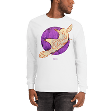 Load image into Gallery viewer, Unisex Long Sleeve Shirt Unisex Long Sleeve Shirt Aighard White S 3 4361678 Unisex Long Sleeve Shirt