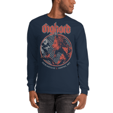 Load image into Gallery viewer, Unisex Long Sleeve Shirt Unisex Long Sleeve Shirt Aighard Navy S 3 3327942 Unisex Long Sleeve Shirt