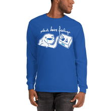 Load image into Gallery viewer, Unisex Long Sleeve Shirt Unisex Long Sleeve Shirt Aighard Royal S 7 2167796 Unisex Long Sleeve Shirt