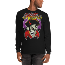 Load image into Gallery viewer, Unisex Long Sleeve Shirt Unisex Long Sleeve Shirt Aighard Black S 1 1448931 Unisex Long Sleeve Shirt