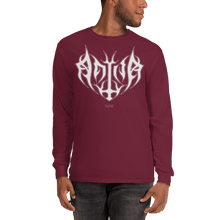 Load image into Gallery viewer, Unisex Long Sleeve Shirt Unisex Long Sleeve Shirt Aighard Maroon S 3 7541892_3520 Unisex Long Sleeve Shirt