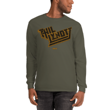 Load image into Gallery viewer, Unisex Long Sleeve Shirt Unisex Long Sleeve Shirt Aighard Military Green S 6 3408534_3528 Unisex Long Sleeve Shirt