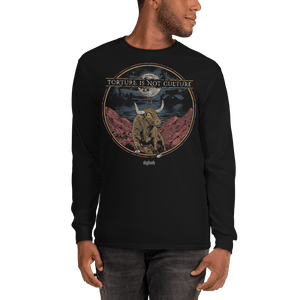 Unisex Long Sleeve Shirt Aighard Black S 1 5492871_3456 Unisex Long Sleeve Shirt