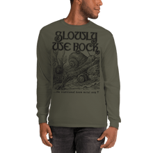 Load image into Gallery viewer, Unisex Long Sleeve Shirt Aighard Military Green S 1 6316879_3528 Unisex Long Sleeve Shirt