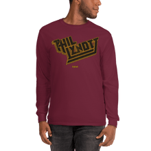 Load image into Gallery viewer, Unisex Long Sleeve Shirt Unisex Long Sleeve Shirt Aighard Maroon S 5 3408534_3520 Unisex Long Sleeve Shirt