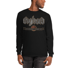 Load image into Gallery viewer, Unisex Long Sleeve Shirt (Front + Back) - AighardAighardAighardUnisex Long Sleeve Shirt (Front + Back)AighardAighard