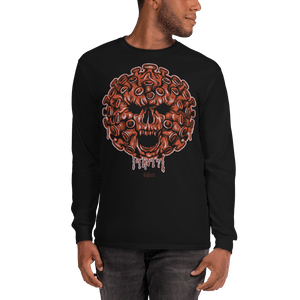 Unisex Long Sleeve Shirt Unisex Long Sleeve Shirt Aighard S 1 1832032_3456 Unisex Long Sleeve Shirt